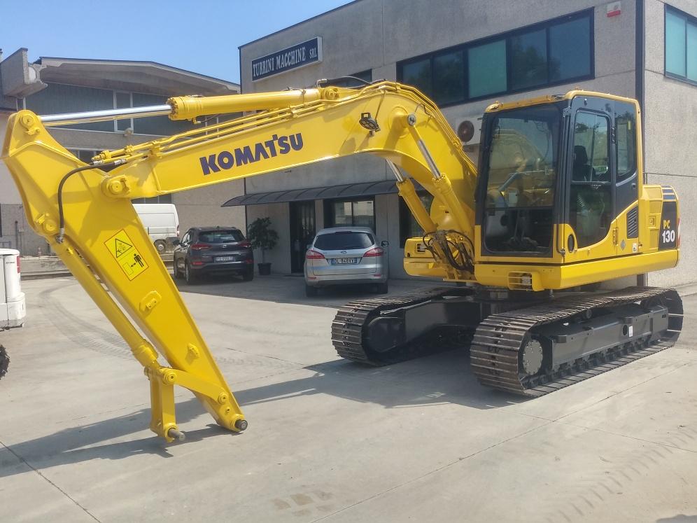Escavatore cingolato KOMATSU PC130.8